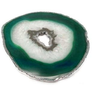 Green: Potassium chromate followed by ammonium carbonate plus heating to 440 C