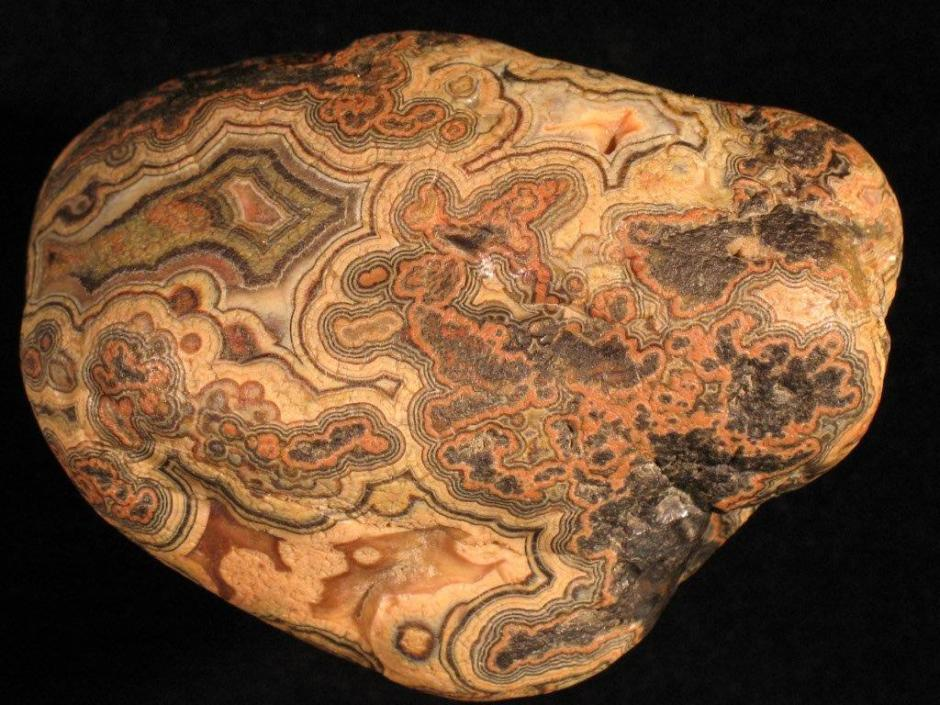 Fairburn agate fortification agate