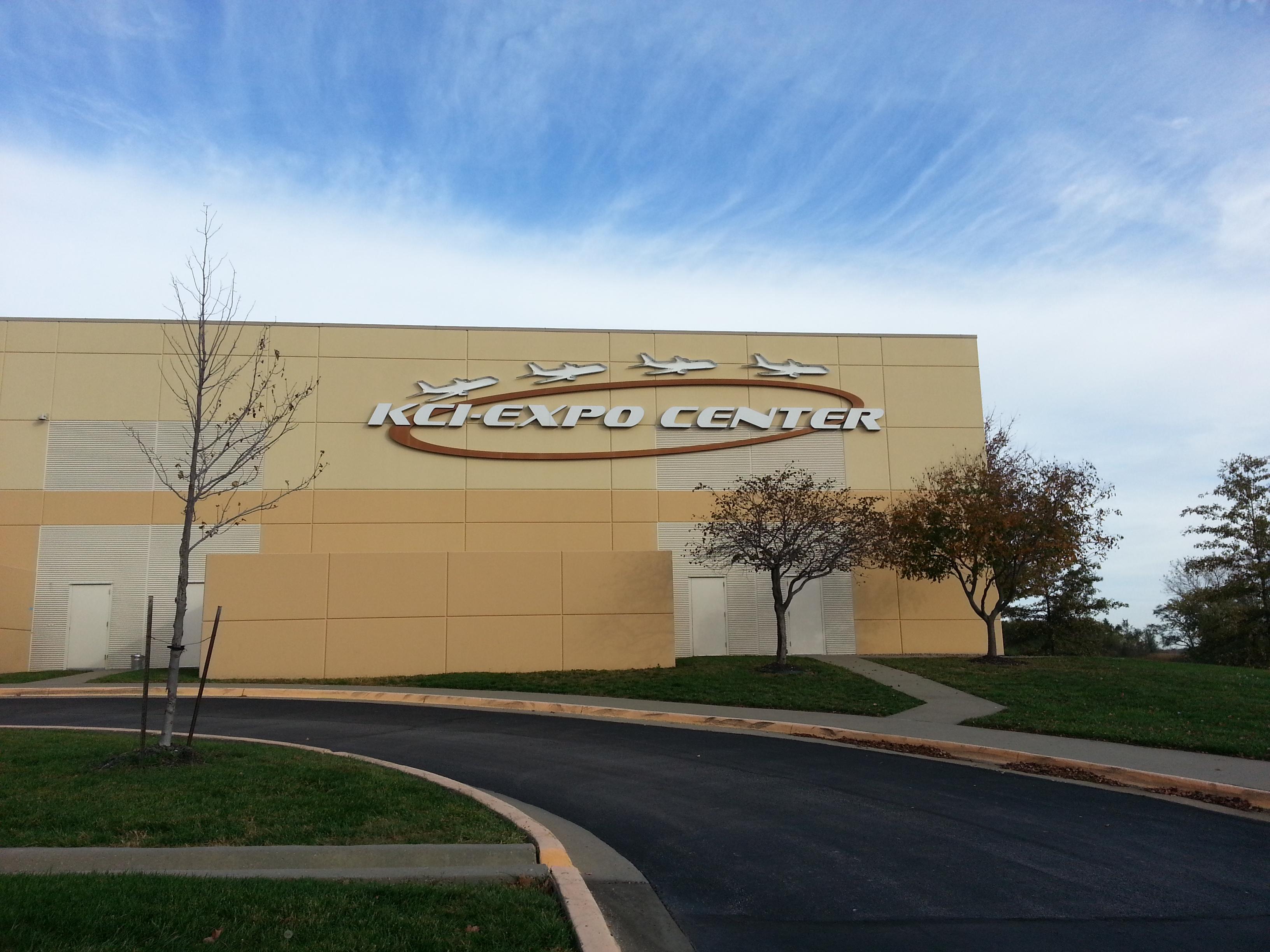 KCI Expo Center outside building